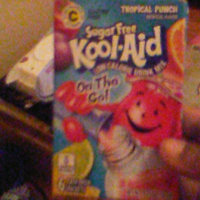 Kool-Aid On-The-Go Sugar Free Tropical Punch Drink Mix uploaded by Kathy M.