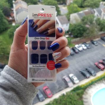 Photo of imPRESS Press-on Manicure uploaded by Jennette R.