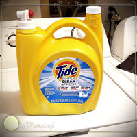 Tide Simply Clean And Fresh Liquid Refreshing Breeze Laundry Detergent uploaded by Caitlin T.