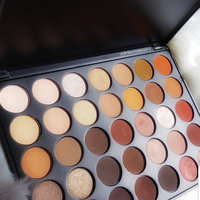 Morphe 35O - 35 Color Nature Glow Eyeshadow Palette uploaded by 💕Monica N.