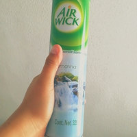 Air Wick 77002 Reckitt Airwick Fresh Scent 2-N-1 Aerosol Spray uploaded by Andrea A.