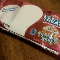 Kellogg's® Rice Krispies Treats™ Birthday Cake Crispy Marshmallow Squares uploaded by Jeannine L.