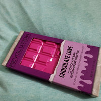 Makeup Revolution Chocolate Bar Eyeshadow Palette, Chocolate Love uploaded by Roxanna O.