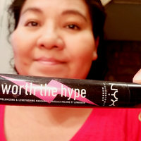 NYX Worth the Hype Volumizing & Lengthening Mascara uploaded by Olivia T.