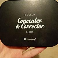 BH Cosmetics 6 Color Concealer & Corrector Palette uploaded by Gizel L.