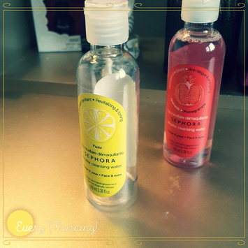 Photo of SEPHORA COLLECTION Micellar Cleansing Water & Milk uploaded by Derricka M.