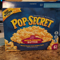 Pop-Secret® Movie Theater Butter Popcorn uploaded by Fiona A.