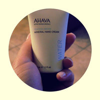 AHAVA Deadsea Water Mineral Hand Cream - Travel Size uploaded by Christina T.