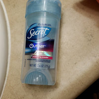 Secret® Outlast Protecting Powder Clear Gel Deodorant uploaded by Fiona A.