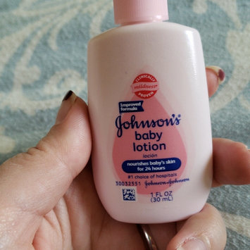 Photo of Johnson's® Baby Lotion uploaded by Fiona A.