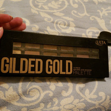 Photo of ULTA Gilded Gold Natural Eye Shadow Palette uploaded by fiona t.