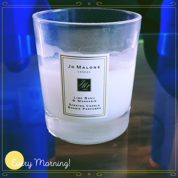 Photo of Jo Malone London Lime Basil & Mandarin Home Candle uploaded by lisa D.
