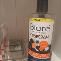 Bioré Charcoal Acne Clearing Cleanser uploaded by amanda t.