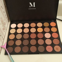 Morphe 35O - 35 Color Nature Glow Eyeshadow Palette uploaded by Adrianna H.