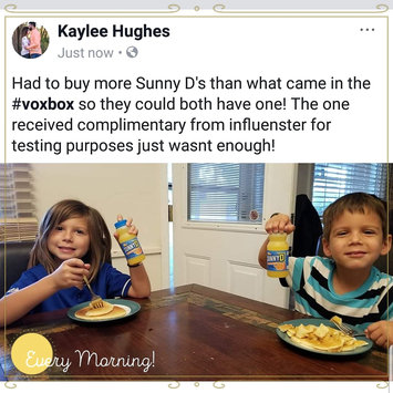 Photo of SUNNYD Tangy Original uploaded by KAYLEE H.