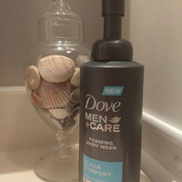 Dove Men+Care Clean Comfort Foaming Body Wash uploaded by amanda t.