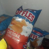 Ruffles® Potato Chips Cheddar & Sour Cream uploaded by Kelsey S.