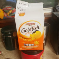 Goldfish® Cheddar Baked Cheddar Snack Crackers uploaded by Sarah L.