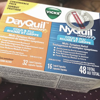 DayQuil™/NyQuil™ Cold & Flu Multi Symptom LiquiCaps™ uploaded by emma l.
