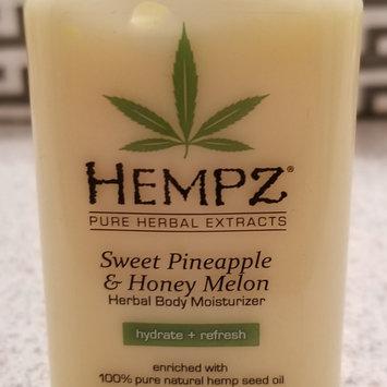 Photo of Hempz Sweet Pineapple & Honey Melon Moisturizer uploaded by Tracie o.