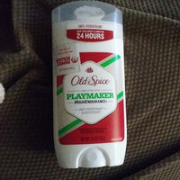 Old Spice High Endurance Antiperspirant & Deodorant Invisible Solid Playmaker uploaded by Wendy B.