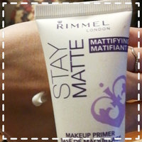 Rimmel London Stay Matte Primer uploaded by Ashley G.
