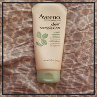 Aveeno® Clear Complexion Cream Cleanser uploaded by Shelby F.