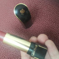 Lancôme L'Absolue Rouge Replenishing & Reshaping Lipcolor SPF 12 uploaded by Heba A.