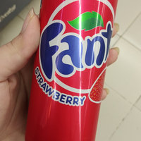 Fanta Strawberry Soda uploaded by laveezza K.