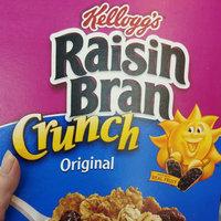 Kellogg's Cereal Raisin Bran Crunch uploaded by laveezza K.