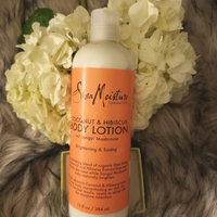 SheaMoisture Coconut & Hibiscus Body Lotion uploaded by Sheria: M.