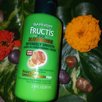 Garnier Fructis Sleek & Shine Intensely Smooth Leave-In Conditioning Cream uploaded by marie A.