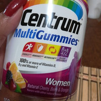 Centrum® MultiGummies® Women uploaded by Marilyn G.