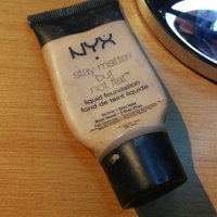 NYX Stay Matte But Not Flat Liquid Foundation uploaded by Megan H.