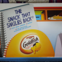 Goldfish Whole Grain Snack Pack uploaded by Dayle M.