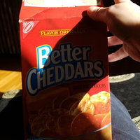 Better Cheddars Baked Snack Crackers uploaded by Courtney G.