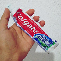 Colgate® Triple Action Fluoride Toothpaste Original Mint uploaded by Adareli R.