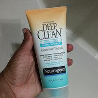 Neutrogena® Deep Clean® Invigorating Foaming Scrub uploaded by Joseth C.