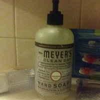 Mrs. Meyer's Clean Day Basil Hand Soap uploaded by crystal j.