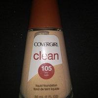 COVERGIRL Clean Liquid Makeup uploaded by Mariah D.
