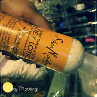 SheaMoisture Raw Shea Butter Hydrating Body Lotion uploaded by melanie m.