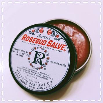 Photo of Rosebud Perfume Co. Smith's Rosebud Salve Tin uploaded by MJ B.