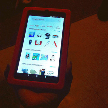 Photo of Kindle Fire uploaded by Jovanna P.
