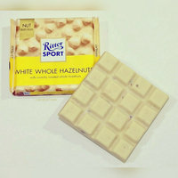 Ritter Sport White Whole Hazelnuts uploaded by Candice L.