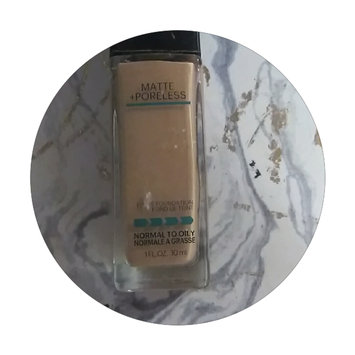 Photo of Maybelline Fit Me® Matte + Poreless Foundation uploaded by Marybeth L.