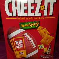Cheez-It® Hot & Spicy Crackers uploaded by D'sherlna R.