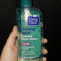 Clean & Clear® Morning Burst® Hydrating Facial Cleanser uploaded by Amber S.