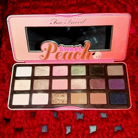 Too Faced Sweet Peach Eyeshadow Collection Palette uploaded by Heather S.