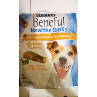 Beneful Dog Treats Healthy Smile Dental Twist Small To Medium uploaded by Estefany O.