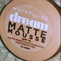 Maybelline Dream Matte® Mousse Foundation uploaded by asma e.